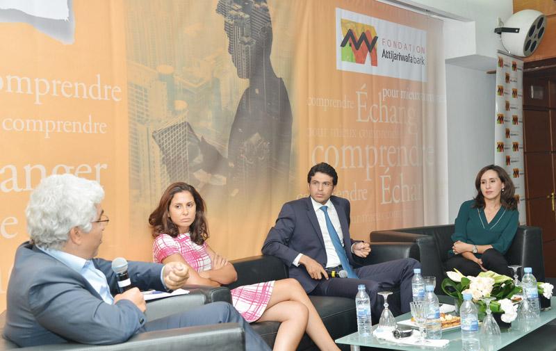 Entrepreneuriat: Attijariwafa bank ouvre le débat