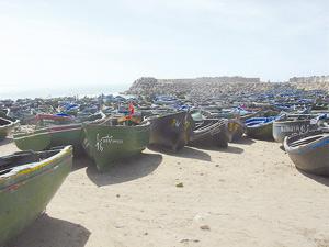 Boujdour : Le nouveau port sera prêt en décembre