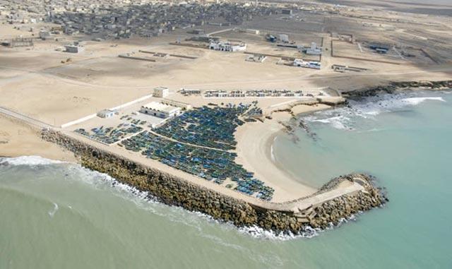 Provinces du Sud : 280 MDH pour le développement des ports dans la région de Laâyoune-Boujdour