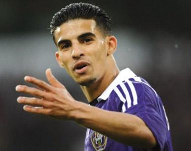 Europa League : Anderlecht compte sur Mbarek Boussoufa