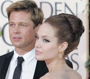 Le Noël pluri-culturel des Jolie-Pitt