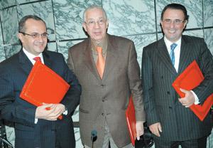 Entreprises : BMCE Bank et Zakoura promeuvent le Fogarim