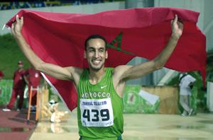 Brahim Boulami : La finale du 3000 m steeples est notre premier objectif