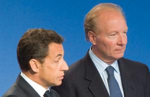 France : Nicolas Sarkozy désavoue Brice Hortefeux