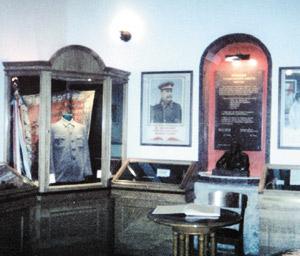 Bunker de Staline : des marocains sur le front