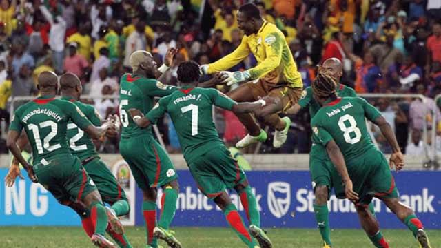 Le Nigeria sans grande peine en finale : La belle prouesse du Burkina Faso