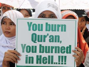 Etats-Unis : un groupe religieux veut brûler le Coran