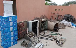 Agadir : Arrestation de voleurs de câbles électriques