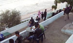 Café El Hafa séduit encore les célébrités