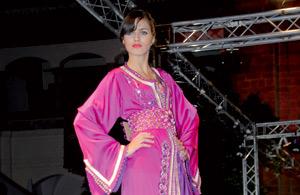 Un podium et un hommage à la créativité de la femme marocaine