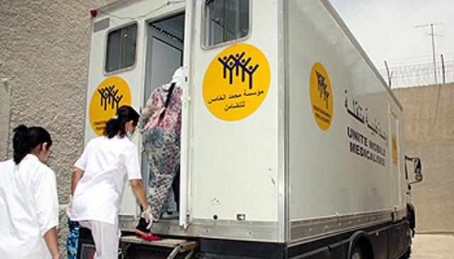 Plus de 600 bénéficiaires d'une campagne médicale à Mrirt