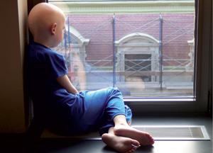 L'oncologie pédiatrique au coeur du débat