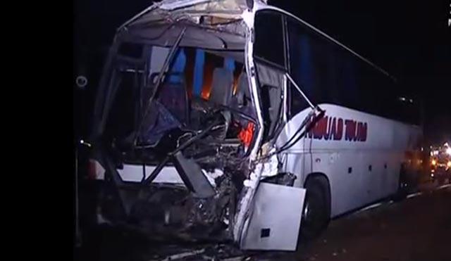 El Jadida : Six morts et 24 blessés dans un carambolage