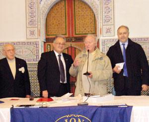 Centre Saïd Noussaïri : «Overland 12» fait don de matériel optique