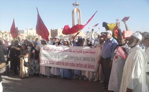 Laâyoune : la Caravane de la paix fait escale dans la ville