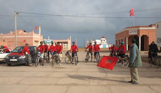 La caravane de la citoyenneté débarque à Boujdour
