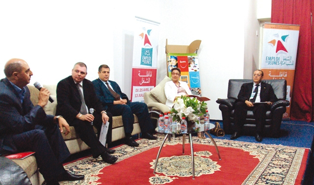 La Caravane d emploi marque sa cinquième étape à Tanger