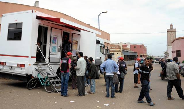 Tarfaya : 4000 bénéficiaires d une campagne médicale