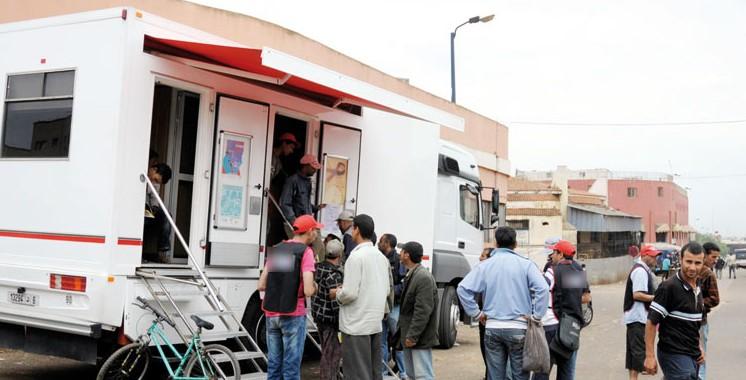 Vague de froid : 2.200 bénéficiaires d'une caravane médicale à Béni Mellal