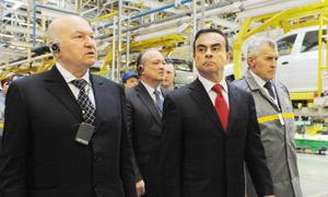 Renault double la capacité de son usine d'Avtoframos