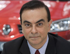 Carlos Ghosn veut «booster» Renault
