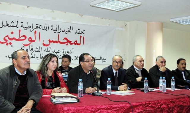 La FDT réunit son conseil national