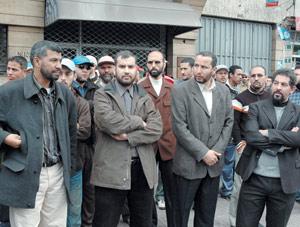 Al Adl s'invite à la marche de Casablanca