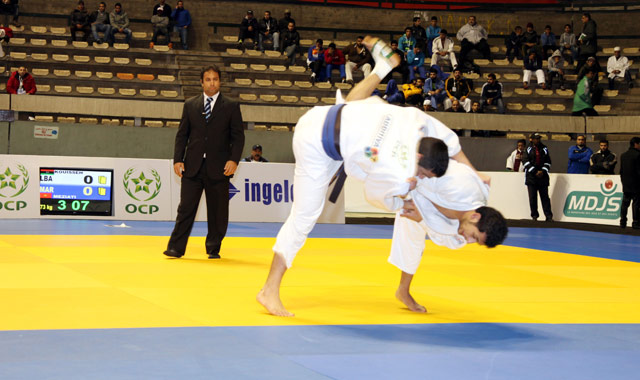 Championnat arabe de judo à Casablanca : Les Marocaines raflent 14 médailles