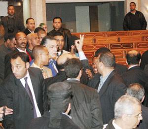 Casablanca : les élus en colère