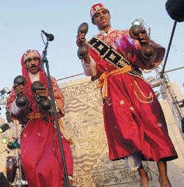 Essaouira consacre les jeunes gnaouis