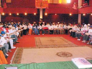 Laâyoune : Forum de l'étudiant