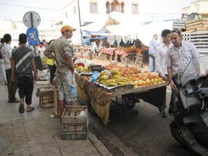 Beni Mellal : Vers l'organisation des marchands ambulants