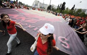 La Grèce fait face à ses échéances financières