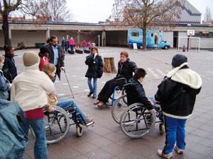 Un plan pour accompagner les personnes handicapées