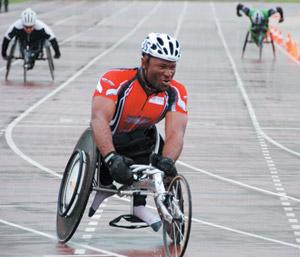 Journée internationale des handicapés : Formation pour les athlètes handicapés