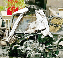 Irak : Saddam Hussein refait surface