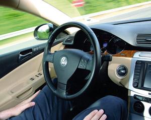 Volkswagen : La conduite mains libres pour bientôt