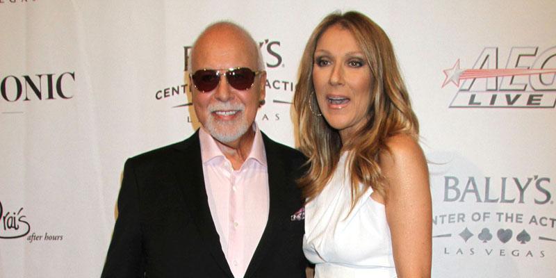 Celine Dion et Rene Angelil : Leur combat  contre la maladie