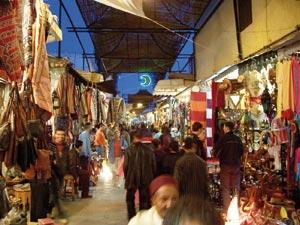 Flânerie dans les ruelles de la médina de Rabat