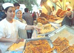 Ramadan : Les aliments qui ont la cote
