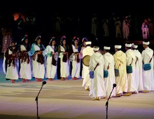Marrakech fête la tradition musicale marocaine