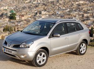 Renault Koleos : Le missionnaire