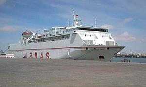 Laâyoune : lancement de la ligne maritime reliant la ville aux Iles Canaries