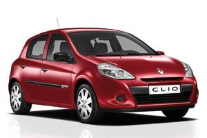 Renault Clio III : Un lifting scénique
