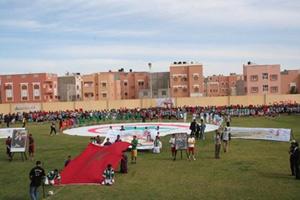 Laâyoune : Troisième édition de l'opération «Laâyoune foot»