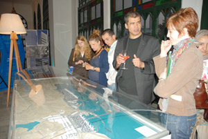 Tanger : Une exposition autour du méga port Tanger Med