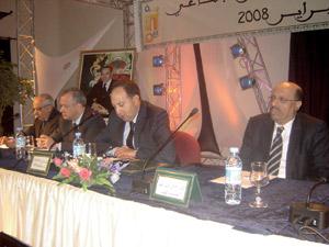 Oujda : Consultation avec les élus sur les réformes de la charte communale