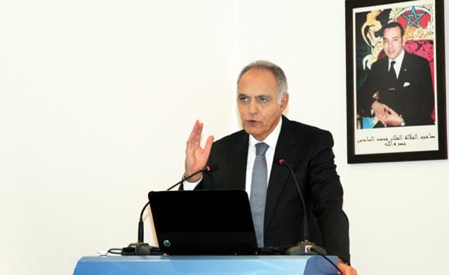 Mezouar appelle les nouveaux consuls généraux à répondre aux attentes des MRE