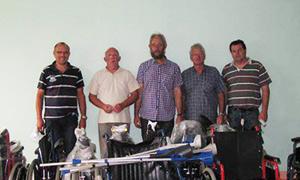 Laâyoune : Visite des membres de l'Association des paralysés de France