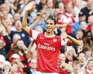 Arsenal : la nouvelle vie de Marouane Chamakh